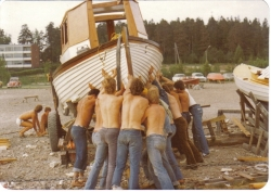the Launching in June 78