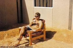 In Libya 1984