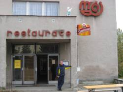 Accomodation in Hotel Maj in Nove Hrady near the Austrian border