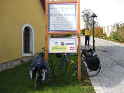 Schloss Weitra in Austria