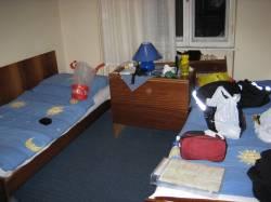 My room at Hotel Terezka