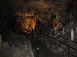 The Postojna Caves