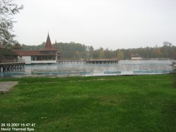 Heviz Thermal Spa
