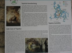 Lake Cave of Tapolca