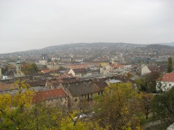 From Budapest Castle Hill