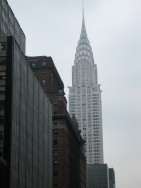 Chrysler Building 1928-1930, Art Deco Architect: William van Allen