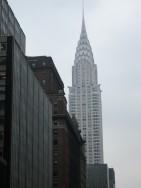 Chrysler Building 1928-1930, Art Deco Architect: William van Allen
