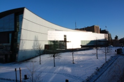 the Museum of Contemporary Art Kiasma