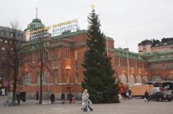 Hakaniemi Market Hall 13.12.2008