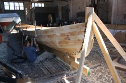 A Church Boat