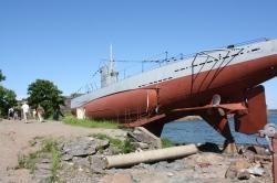 Vesikko submarine