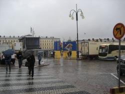 Senate's Square Helsinki 4.6.2009