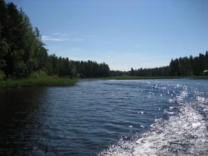 Kuopio, Kallavesi 2.7.2007