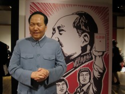 Mao Zedong at Madame Tussauds
