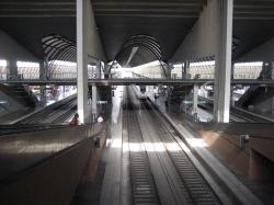 Sevilla Railway Station