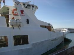 Hydrofoil to Cadiz